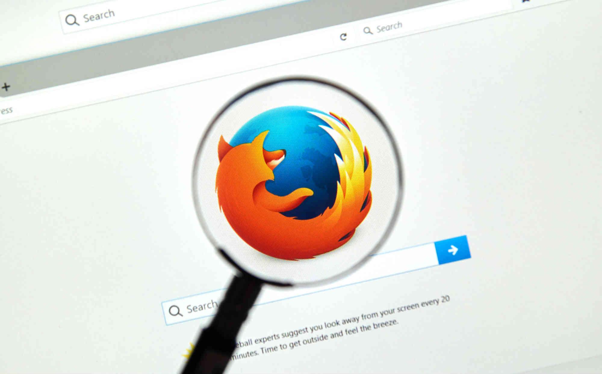 Firefox 34 update