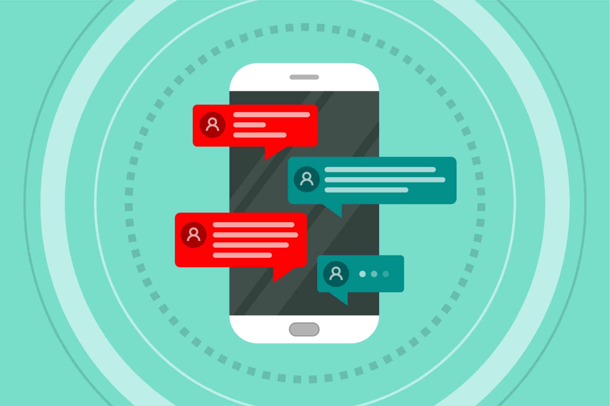 Messaging update