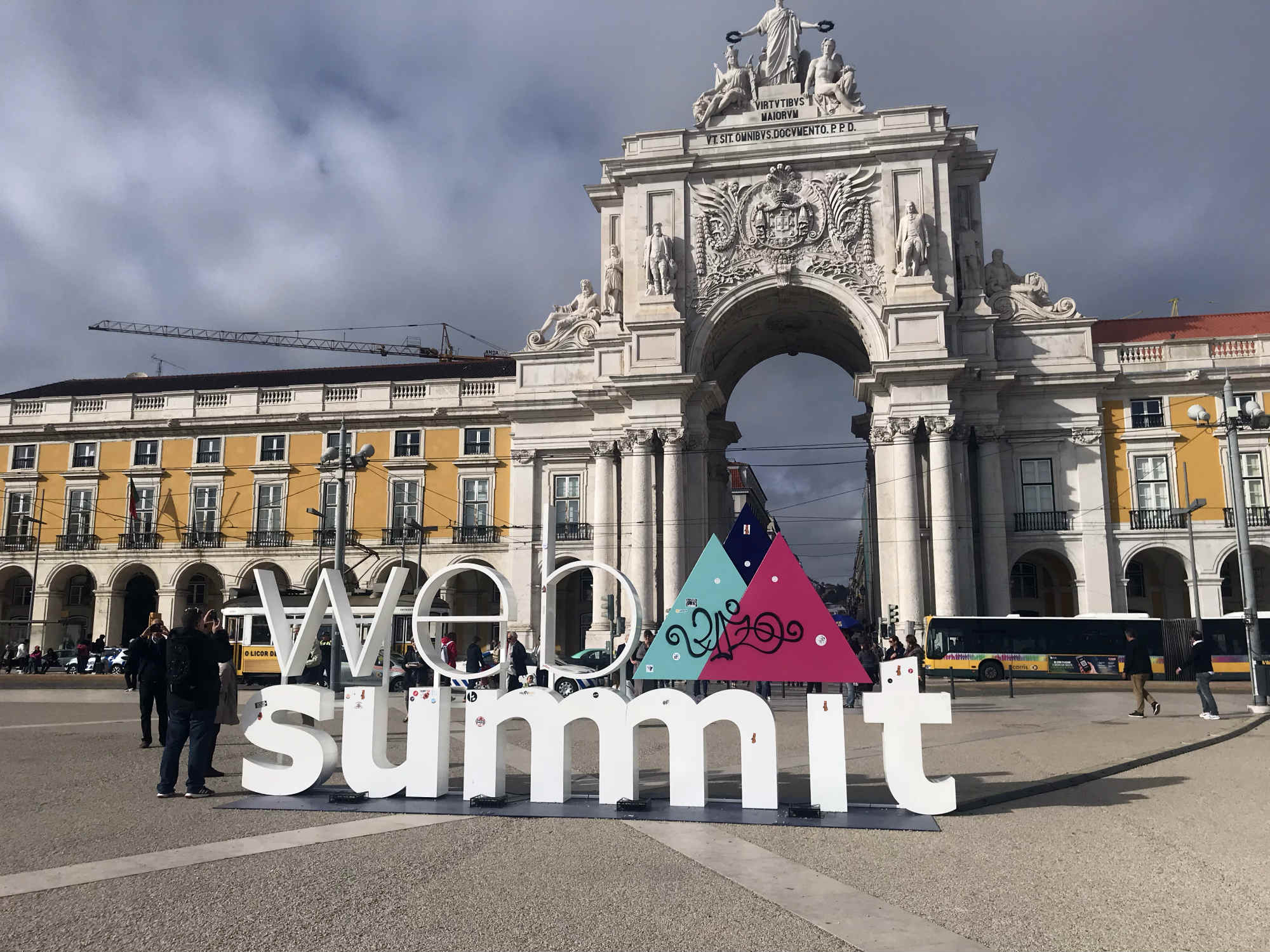 Smartcalls at Web Summit 2018 (Lisbon)