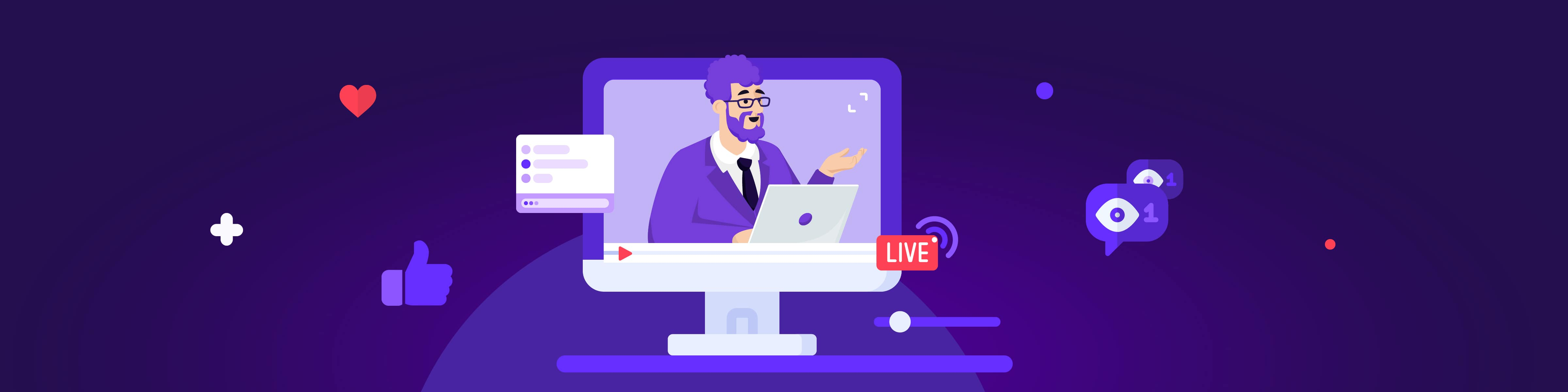 How RTMP Facilitates Live Streaming